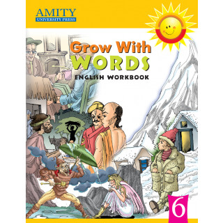 Grow With Words Workbook - 6