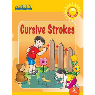 Cursive Strokes - 2
