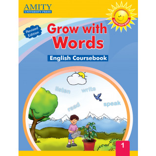 Grow With Words Coursebook - 1