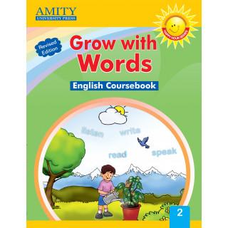 Grow With Words Coursebook - 2