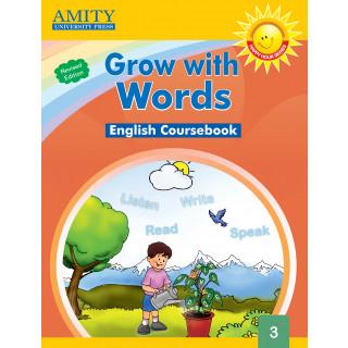 Grow With Words Coursebook - 3