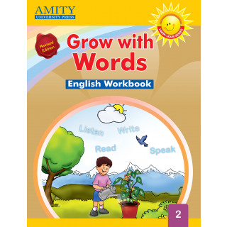 Grow With Words Workbook - 2