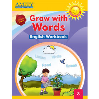 Grow With Words Workbook - 3