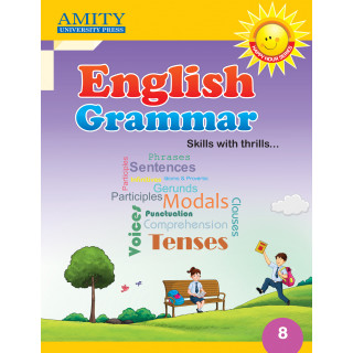English Grammar Skills with Thrills - 8