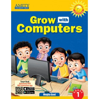 Grow with Computers: Book 1