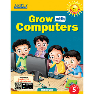Grow with Computers: Book 5