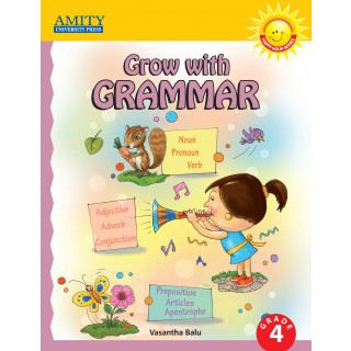 Grow with Grammar: Book 4