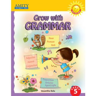 Grow with Grammar: Book 5