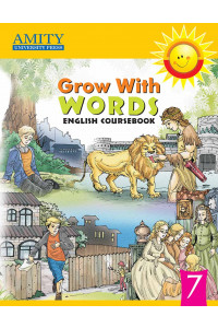 Grow With Words Coursebook - 7