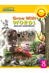 Grow With Words Coursebook - 8