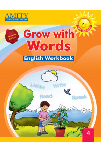 Grow With Words Workbook - 4