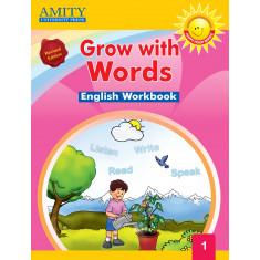 Grow With Words Workbook - 1