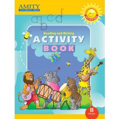 Activity Book - B