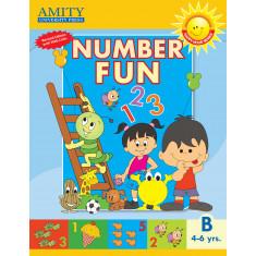 Number  Fun - B