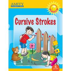 Cursive Storkes - 5