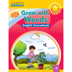 Grow With Words Coursebook - 5