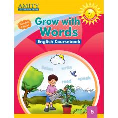 Grow With Words Coursebook - 5