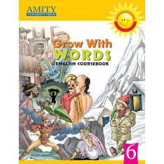 Grow With Words Coursebook - 6