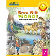 Grow With Words Coursebook - 7