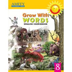 Grow With Words Coursebook - 8