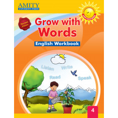 Grow With Words Workbook - 4