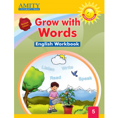 Grow With Words Workbook - 5