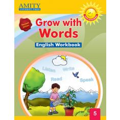 Grow With Words Workbook - 5