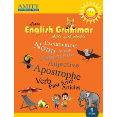 English Grammar Skills with Thrills - 1
