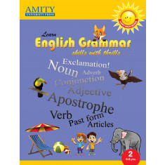 English Grammar Skills with Thrills - 2