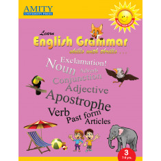 English Grammar Skills with Thrills - 3