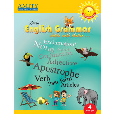 English Grammar Skills with Thrills - 4