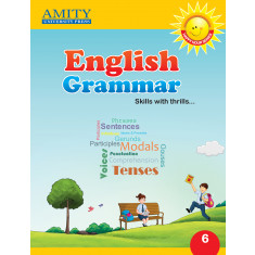 English Grammar Skills with Thrills - 6