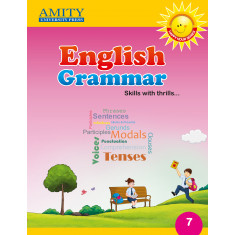 English Grammar Skills with Thrills - 7