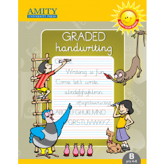 Graded Handwriting Series - B
