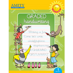 Graded Handwriting - 1