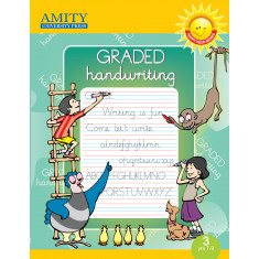 Graded Handwriting - 3