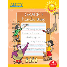 Graded Handwriting - 4