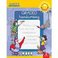 Graded Handwriting - 5