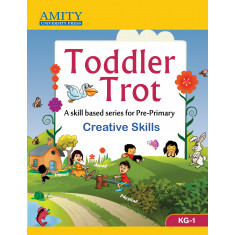 Toddler Trot: Creative Skills - KG-1