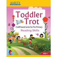 Toddler Trot: Reading Skills - KG-1