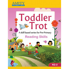 Toddler Trot: Reading Skills - KG-2