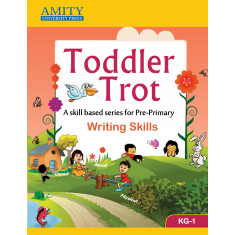 Toddler Trot: Writing Skills - KG-1