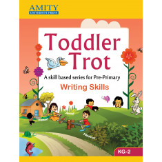 Toddler Trot: Writing Skills - KG-2