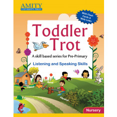 Toddler Trot: Listening & Speaking Skills - Nursery