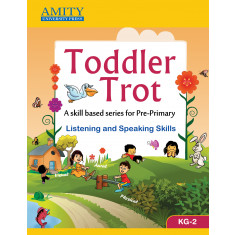 Toddler Trot: Listening & Speaking Skills - KG-2
