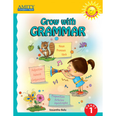 Grow with Grammar: Book 1