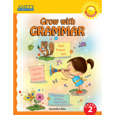 Grow with Grammar: Book 2