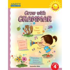 Grow with Grammar: Book 4